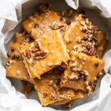 graham cracker pralines