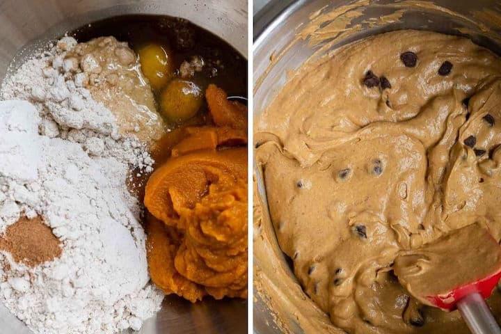 ingredients to recipe