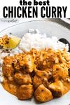 The best chicken curry.
