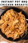 instant pot bbq chicken breasts